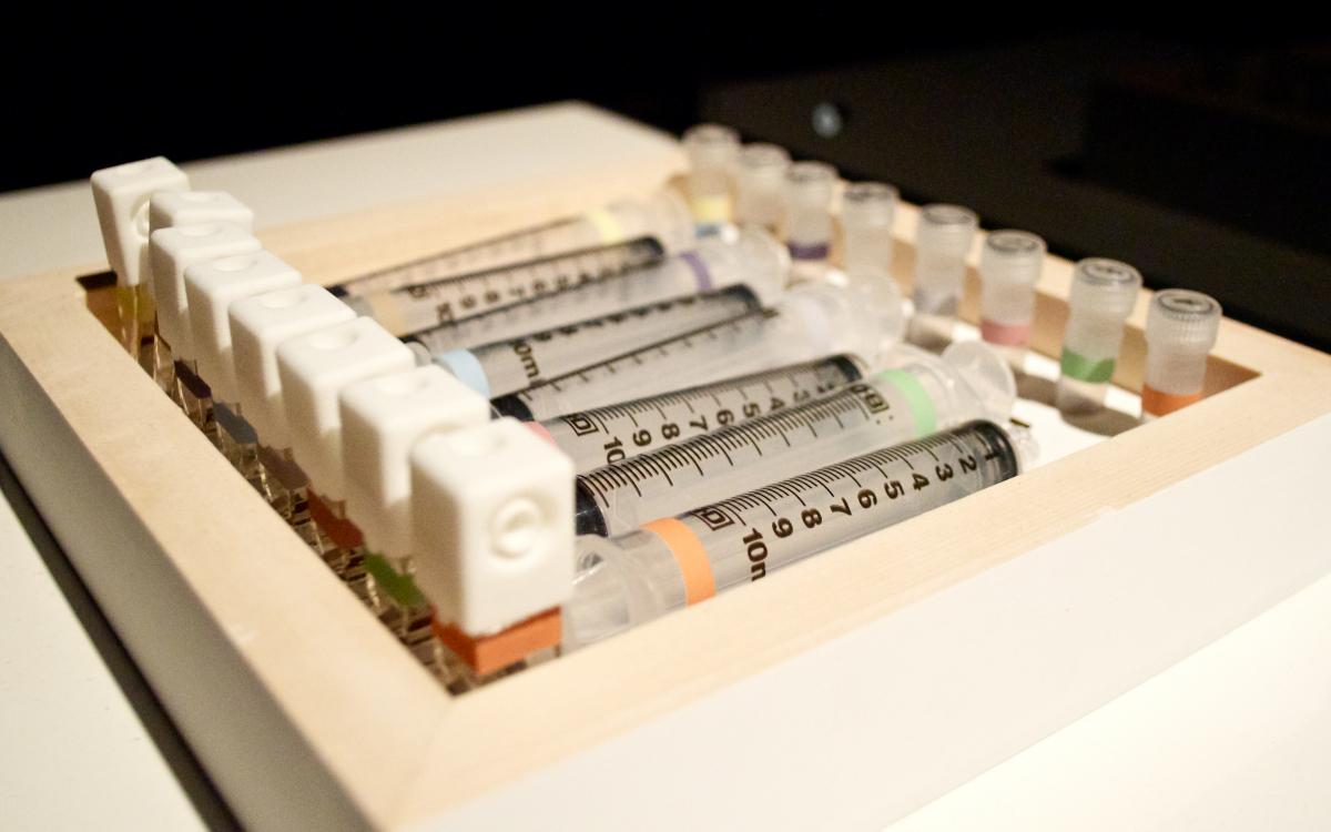 Orkan Telhan, Biorealize: Microbial Design Studio and Bananaworks