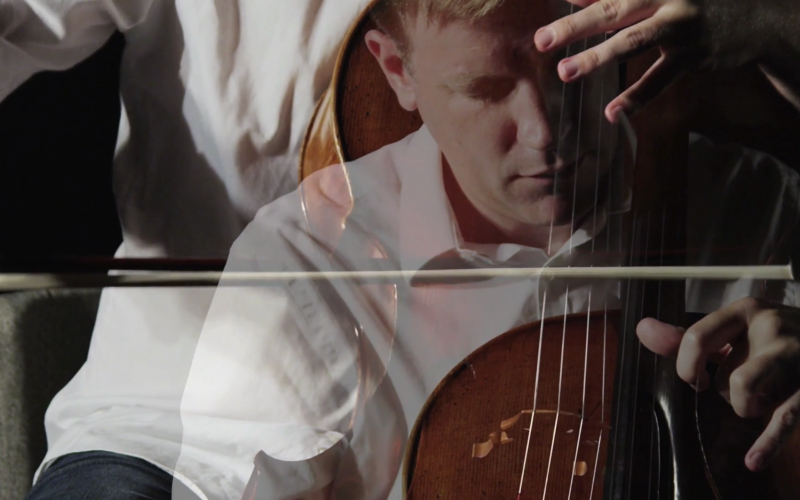 """NYC Musicians, 2014,"" video portraits at high speed"