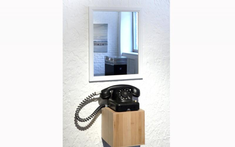 Noise and Smoke, 2012 / interactive telephone installation
